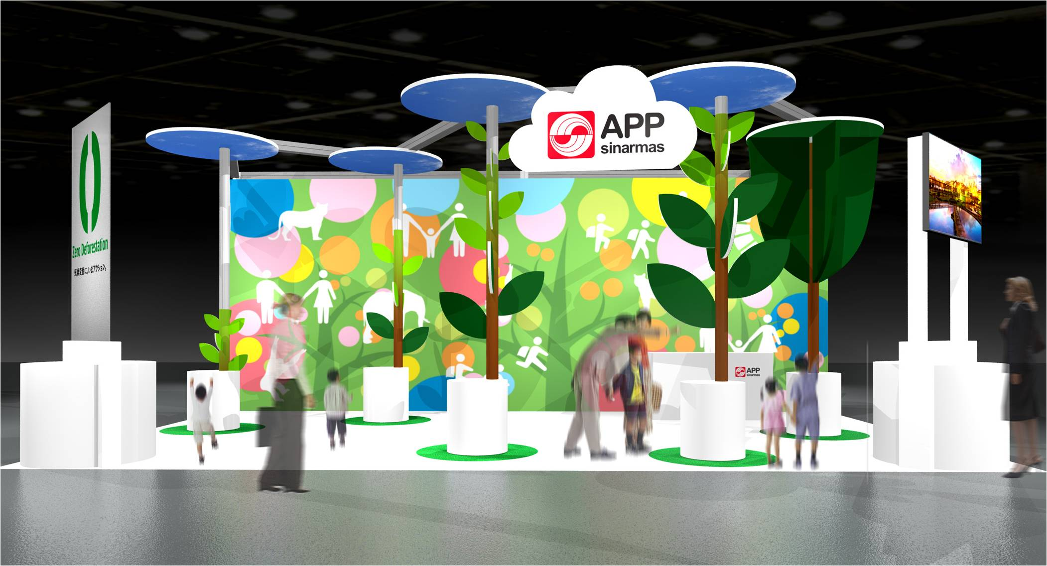 Ecopro2018ブースイメージ2